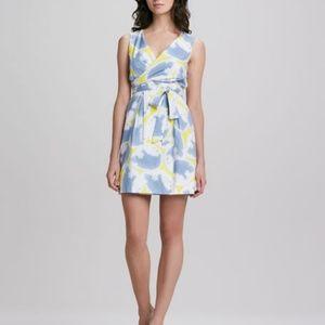 Diane von Furstenberg Carol Faux-Wrap Dress